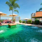 Queen Grand Boutique Hotel and Spa, Phnom Penh