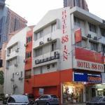 Eighty-Eight Inn @ 88 Inn,  Kuala Lumpur