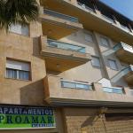 Hotel Pictures: Apartamentos Proamar, Torre del Mar