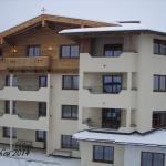 Hotellikuvia: Pension Lärchenbrunn, Westendorf
