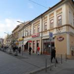 Red Room Apartment,  Zrenjanin