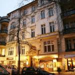 Hotel Pension Fasanenhaus, Berlin