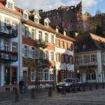 Hotel am Kornmarkt, Heidelberg