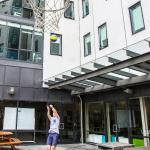 Campus Summer Stays - Wellesley Apartments, Auckland