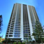 Surfers Century Oceanside Apartments, Gold Coast