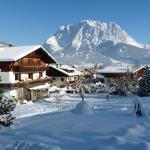 Foto Hotel: Appartements Alpenland, Lermoos