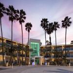 Marina del Rey Hotel, Los Angeles