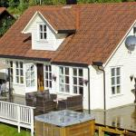 Four-Bedroom Holiday home in Farsund 1,  Farsund
