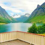 Two-Bedroom Holiday home in Norangsfjorden, Urke