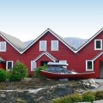 Four-Bedroom Holiday home in Sørbøvåg 2,  Sørbø
