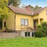 Four-Bedroom Holiday home in Slöinge 1,  Ugglarp