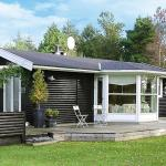 Two-Bedroom Holiday home in Sæby 2, Nordost
