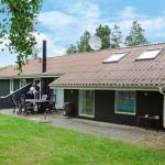 Three-Bedroom Holiday home in Ørsted 2,  Kare