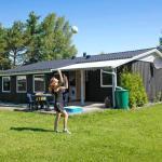 Three-Bedroom Holiday home in Hals 9,  Hals