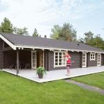 Hotel Pictures: Two-Bedroom Holiday home in Højby 1, Lumsås