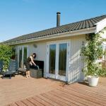 Two-Bedroom Holiday home in Grevinge 2,  Grevinge