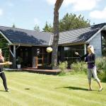 Three-Bedroom Holiday home in Hals 17, Hals