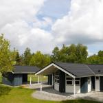Hotel Pictures: Three-Bedroom Holiday home in Ørsted 6, Kare
