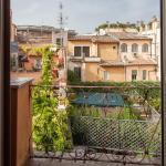 Campo de Fiori Balcony,  Rome