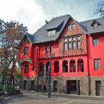 Hotel Boutique Castillo Rojo, Santiago