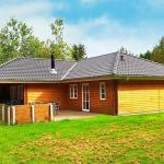 Four-Bedroom Holiday home in Toftlund 11,  Vestergård