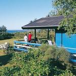 Hotel Pictures: Two-Bedroom Holiday home in Roslev 9, Hvalpsund