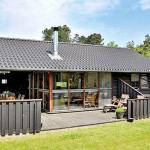 Hotel Pictures: Three-Bedroom Holiday home in Knebel 27, Knebel