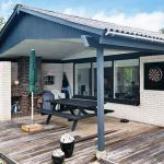 Three-Bedroom Holiday home in Hurup Thy 13, Sindrup