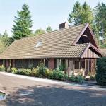 Three-Bedroom Holiday home in Ebeltoft 56, Øksenmølle