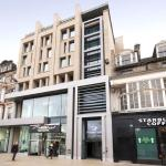 Add review - Premier Inn Edinburgh Princes Street