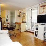 Apartment Ile Saint-Louis, Paris