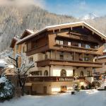 Apparthaus Villa Knauer, Mayrhofen