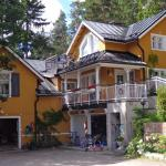 Villa Lövkulla,  Löparö
