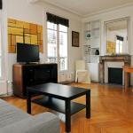 Apart Inn Paris - Ternes Renaudes, Paris