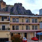 Hotel King,  Kalabaka