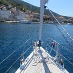 Sailing Yacht Hanse 385,  Kaštela