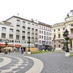 Apartmán Old centre - Rybárska brána, Bratislava