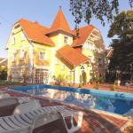 Éden Villa Családi Apartmanház, Balatonfüred