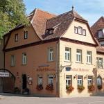 Hotel Pictures: Hotel Gasthof Rödertor, Rothenburg ob der Tauber