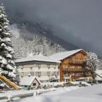 Hotel Pictures: Hotel Gemse, Weisstannen