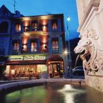 Paris Rome,  Menton