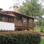 Hotel Pictures: Cabaña Los Santos, Cucaita