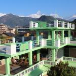 Hostel Kiwi Backpackers, Pokhara