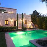 Villa Olympia - Villa Erato, Prinés