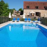 Hotel Pictures: Chez Charolais, Moulins Engilbert