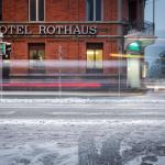 Hotel Rothaus, Zürich