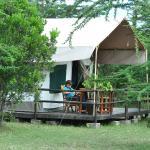 Eden Luxury Camps, Keekorok