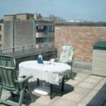 ホテル写真: Roof Studio with Large Sun Terrace in Middelkerke, ミデルケルケ