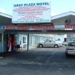 Gray Plaza Motel,  Benton
