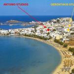 Antonio Studios,  Naxos Chora